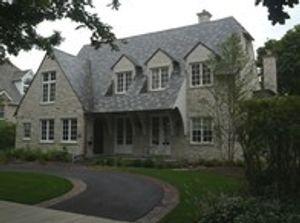 Residential Slate Roof