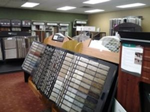 Great selection of flooring for your home or office.