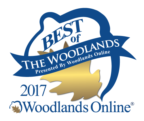 Thousands voted this year and tens of thousands of votes were cast.  So honored to be a part of The Best of The Woodlands 2017!