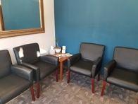 Chiropractic Waiting Room