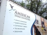 Locally owned and operated we are your full service natural stone fabrication company.