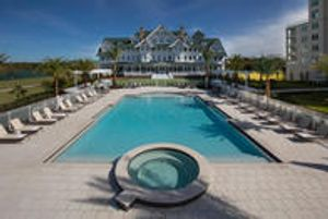 The Pool at The Belleview Inn