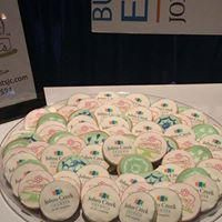 Have a big corporate event coming up? Let us help with some delicious cookies and cupcakes!