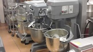 We have everything you need to furnish your commercial kitchen.