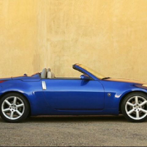 Just in!!! 2005 Nissan 350z convertible.  Visit www.imperialcapitalcars.com
