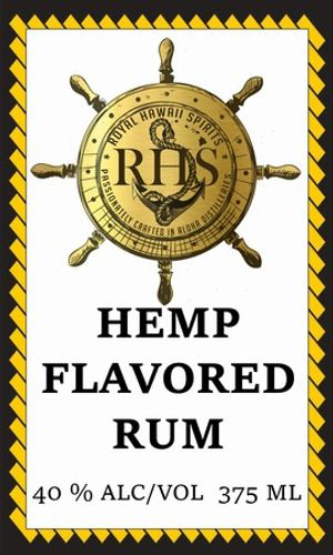 royal hawaii spirits  hemp flavored vodka or rum available online in store and wholesale