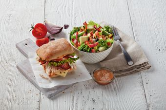 Choose Two Lunch Combos