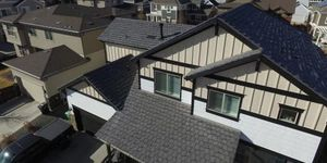 Bartile Stagger Roof
