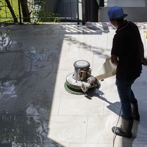 Commercial tile and grout cleaning in Albuquerque & Santa Fe