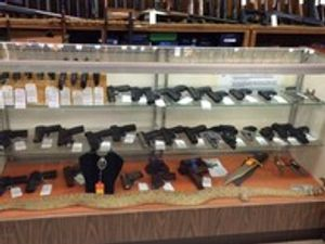 We have a number of handguns available for sale.
