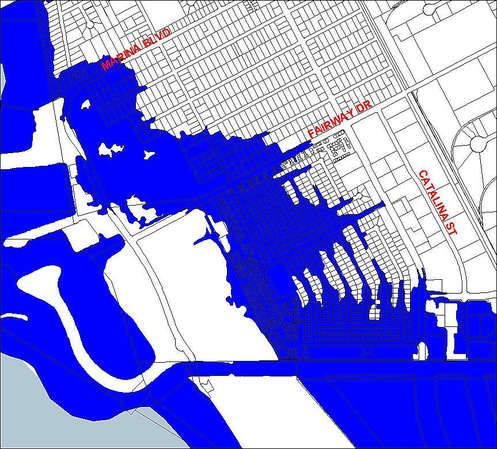 New Flood Hazard Zone Maps Being Released in Alameda County