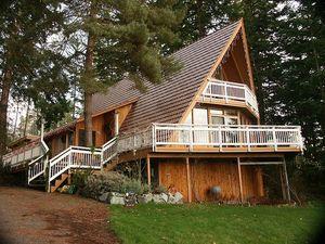 Vacation Home Cedar Shake Roof