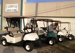Image 2 | Fairway Golf Cars