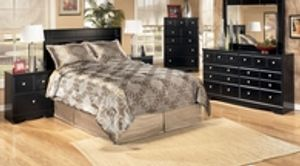 Bedroom furniture rental.
