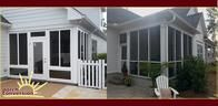 Our sunrooms are perfect for any home any time of the year! Let's get started on yours today!