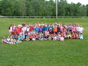 Each summer Herkimer Diamond Mines KOA holds a summer camp for two weeks full of science education and fun!