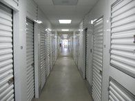 We offer a wide variety of storage units.