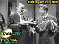 SEO Campaigns - yeah, we got yer results right here...
