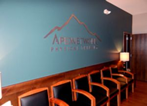 ApexNetwork Physical Therapy Lobby