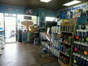 Visit our local pool store for all your pool and spa supplies.