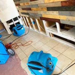 At AFC Flood and Fire, we handle the dry out after water damage.