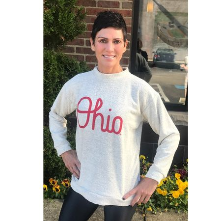 Ohio State sportswear for her!
