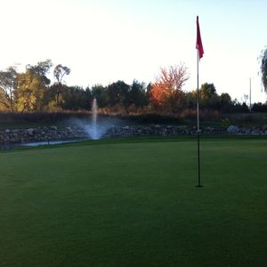 18 holes of great golf that will challenge and entertain golfers of all skill levels.