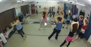 Karavan Online -- belly dance classes wherever you are!
