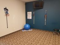 Chiropractic Exercise Room
