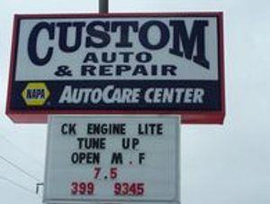 Image 5   Custom Auto & Repair
