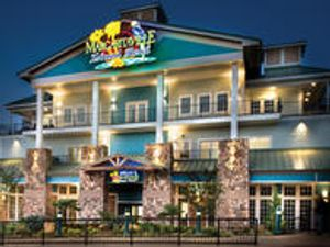 Margaritaville Island Hotel located in the Great Smoky Mountains