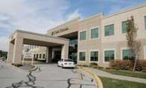 Methodist Medical Plaza Georgetown - Main Entrance