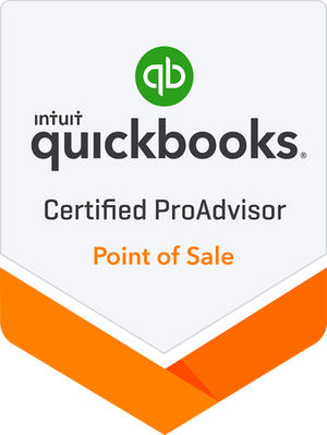 Certified in Intuit QuickBooks Point of Sale desktop versions  12.0, 10.0, 8.0, and 6.0 and someone who sells and services the product. No certification was offered for the versions in between or after such as 18.0.
