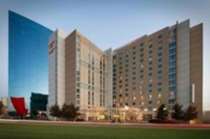 Located in the heart of downtown Indianapolis, our hotel is connected to the convention center via skybridge.