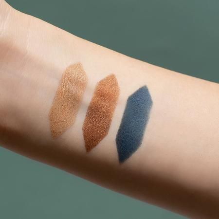 Come in today to try the shades from our Eyecolor Trio in Ambition for yourself!
