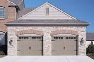 Carriage House Stamp Garage Doors