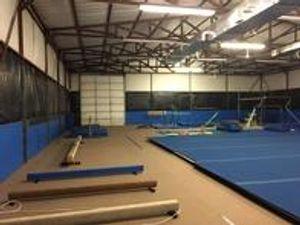 Our gymnastics center