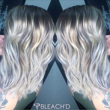 Vanilla ice hair coloring