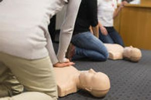BLS for Healthcare Providers.