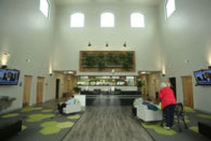 Our main reception/waiting area.