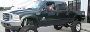 We can do all of the special modifications to the interior as well as the exterior of your truck.