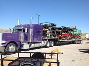 We get trailers from a number of manufactures.