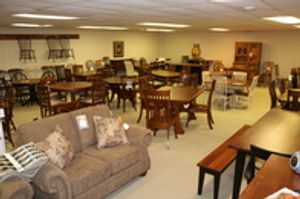 Looking for genuine Amish Oak dining sets? Our selection can't be beat!