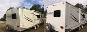Image 2 | Hill Country Shine Mobile RV Detailing & Body Repair