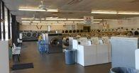 Super clean laundry facility