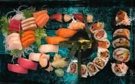 Join us at our sushi restaurant!