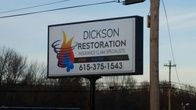 We are Dickson's premier damage restoration service! Contact us today!