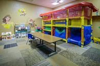 Child care room