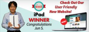 iPad winner