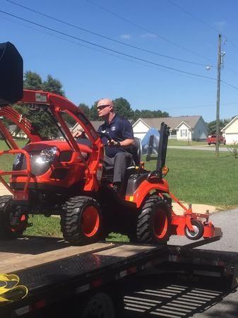 Tractor Dealer Greer South Carolina